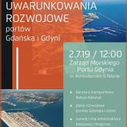Uwarunkowania rozwojowe portów Gdańska i Gdyni