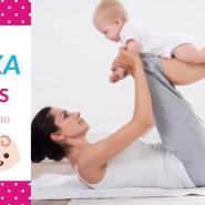 Gimnastyka Mama + bobas 7-12 miesięcy