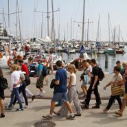 Szlakiem Legendy Morskiej Gdyni - spacery z przewodnikiem