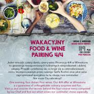 Wakacyjny Food & Wine Pairing 4/4
