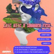 Late Nite X Summer Fest / Kuba Karaś Dj Set / Warsztaty