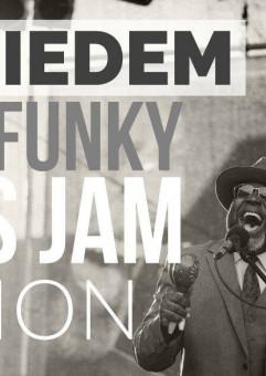LXXIV 107 Funky-Blues Jam Session