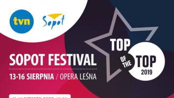 Zaproszenia na TOP of the TOP Sopot Festival (16.08)