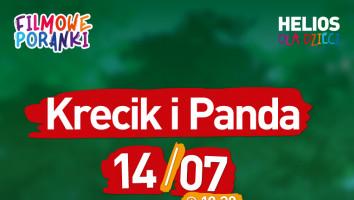 Bilety na Filmowe Poranki: Krecik i Panda, cz. 3