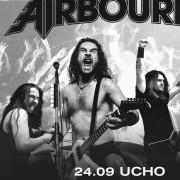 Bilety na koncert Airbourne