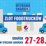 Wyzwanie Smaku Pepsi - Zlot Foodtruków