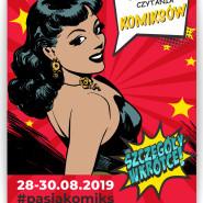 Pasjakomiks: Międzynarodowy Dzień Publicznego Czytania Komiksów