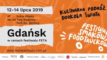 Vouchery do wybranego food trucka na Festiwalu Smaków Food Trucków