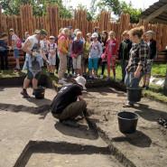 Rodzinne warsztaty archeologiczne