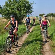 Wycieczka rowerowa wokół jezior kociewskich