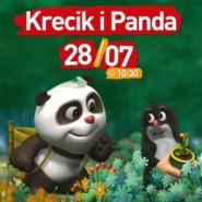 Filmowe Poranki: Krecik i Panda, cz. 4