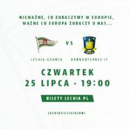 LECHIA Gdańsk - Broendby Kopenhaga