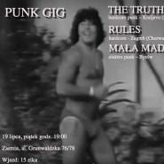 Punk gig! Jugosłowiański Dobry Wieczór