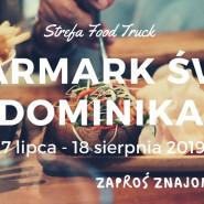 Strefa Food Truck podczas Jarmarku Św. Dominika