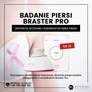 Poznaj badanie piersi Braster