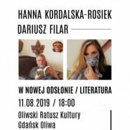 W nowej odsłonie - spotkanie literackie z Hanną Kordalską-Rosiek i prof. Dariuszem Filarem