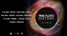 Bilety na show Pink Floyd History