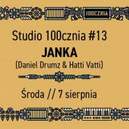 Studio 100cznia #13 // Janka