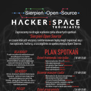 Sierpień Open Source