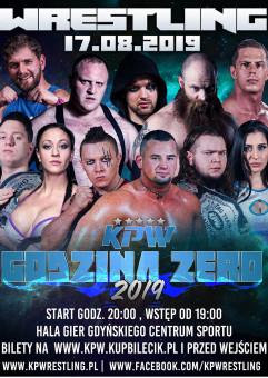 Gala Wrestlingu: KPW Godzina Zero 2019