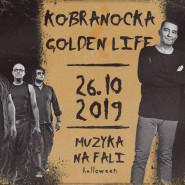 Muzyka na fali - Kobranocka i Golden Life