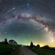 Nocne Podglądanie Wszechświata