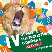 IV Otwarte Mistrzostwa Gdańska w Scrabble