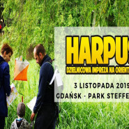 Dzielnicowa Impreza na Orientację Harpuś - z mapą do Parku Steffensów!