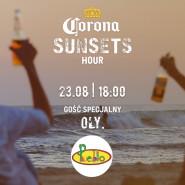 Corona SunSets Hour x Pueblo x Oly
