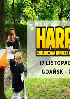 Dzielnicowa Impreza na Orientację HARPUŚ  - z mapą na Chełm