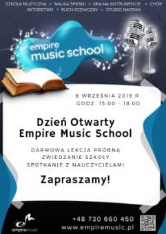 Dzień Otwarty Empire Music School
