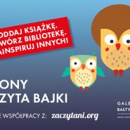 Zbiórka Książek i Kony Czyta Bajki