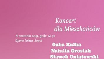 Zaproszenia na Koncert dla Mieszkańców