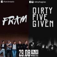 Dirty Five Given x FRAM x Kruki x Rosochate at Bunkier