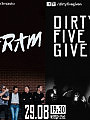 Dirty Five Given x FRAM x Kruki x Rosochate at Bunkier