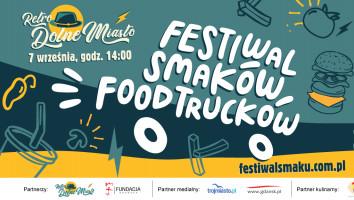 Vouchery do food trucków na Festiwal Smaków Food Trucków