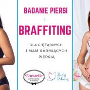 Braffiting i badanie piersi dla Ciężarnych i karmiących Mam