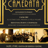 Camerata w Olivia Business Centre
