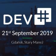 Konferencja IT - Dev# 2019