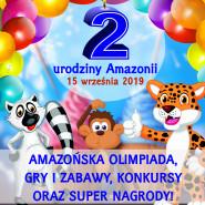 2. urodziny Amazonii