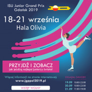ISU Junior Grand Prix Gdańsk 2019