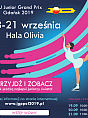 ISU Junior Grand Prix Gdańsk 2019