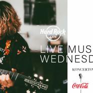 Kinga Hornik w Hard Rock Cafe Gdańsk