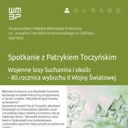 Wojenne losy Suchanina i okolic