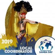 Samba brazylijska - warsztaty