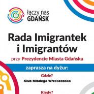 Spotkanie z Radą Imigrantów i Imigrantek
