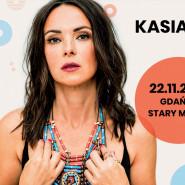 Kasia Kowalska z zespołem