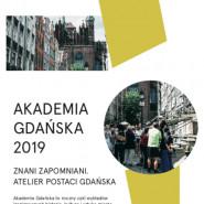 Akademia Gdańska. Czarna dusza. Wykład Andrzeja Trzeciaka