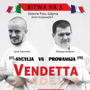 Jacek Koprowski vs Philippe Abraham - Bitwa nr 3