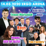 Discotex: Zenon Martyniuk, Bad Boys Blue, Fun Factory